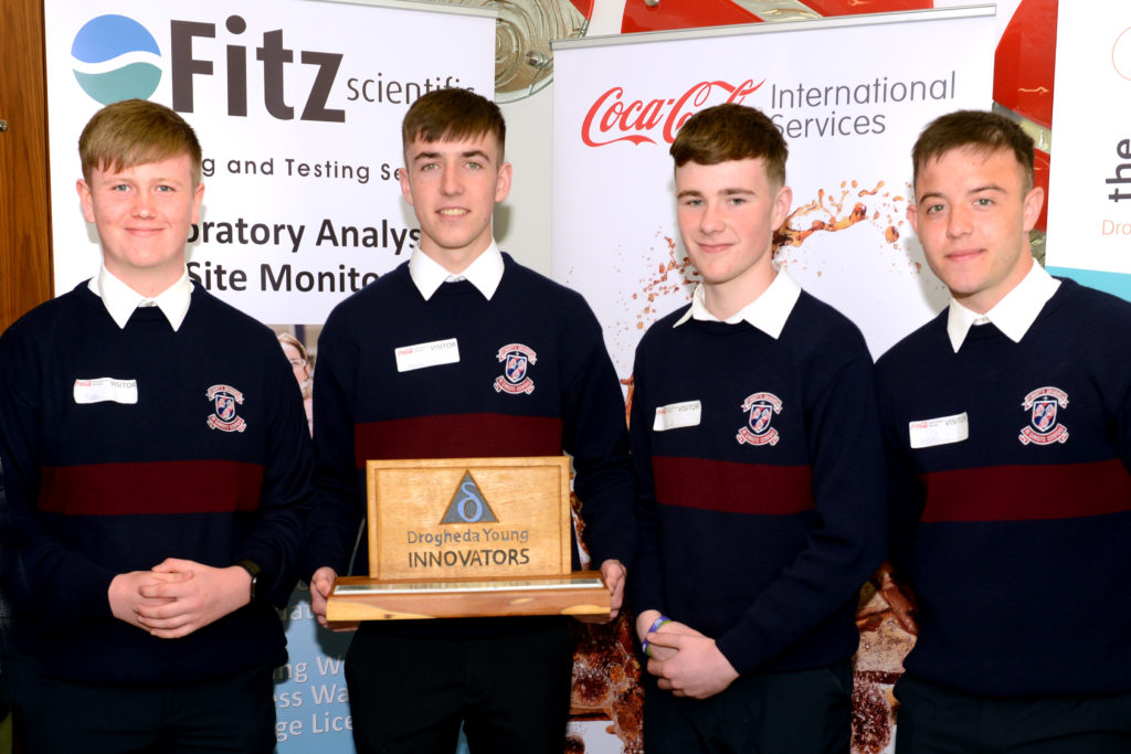 Drogheda's Young Innovators beat memory loss by using music