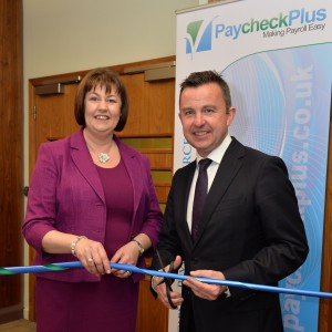 Anne Reilly, Minister Brian Hayes TD