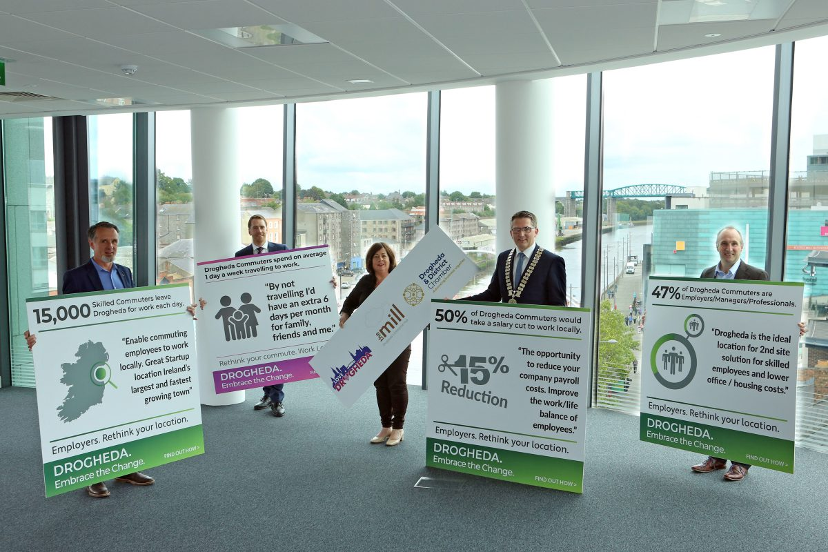 Drogheda ideally positioned to attract post COVID-19 commuters and expanding companies