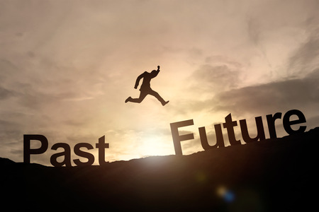 Let Go of Your Past and Transition to Your Future! Part 1 - Bob Sawvelle