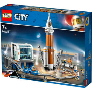 Lego City Deep Space Rocket and Launch Control Building Set - 60228 | eBay